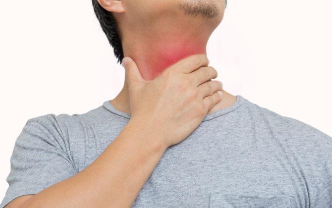 3 أسباب صحية تؤدي إلى تورم أو انتفاخ العنق شفاء